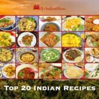 Top 20 Indian Recipes