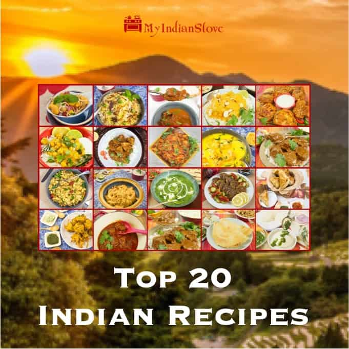 The Top 20 Indian Recipes
