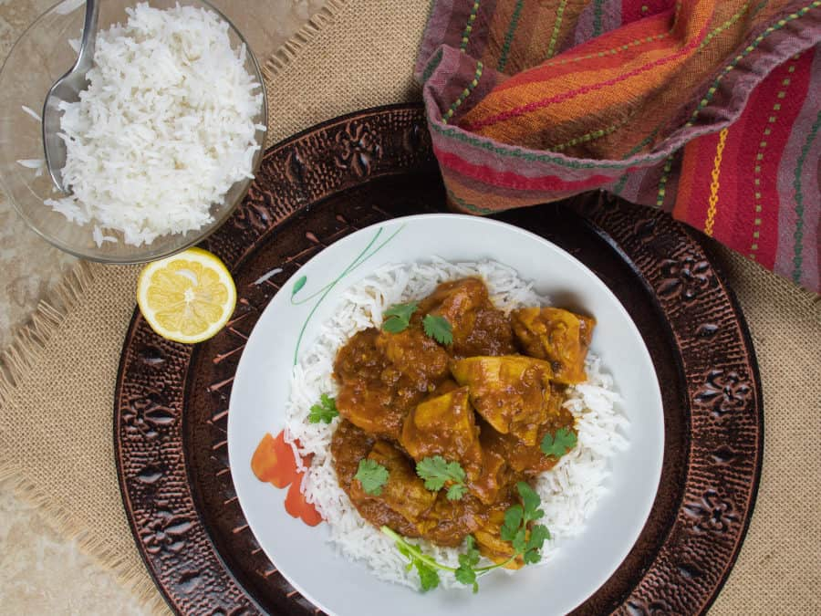 Easy Peasy Weeknight Curry