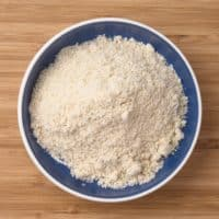 Bengali Prawn Curry (Chringri Posto) Coconut ground to a fine powder to enrich the masala.