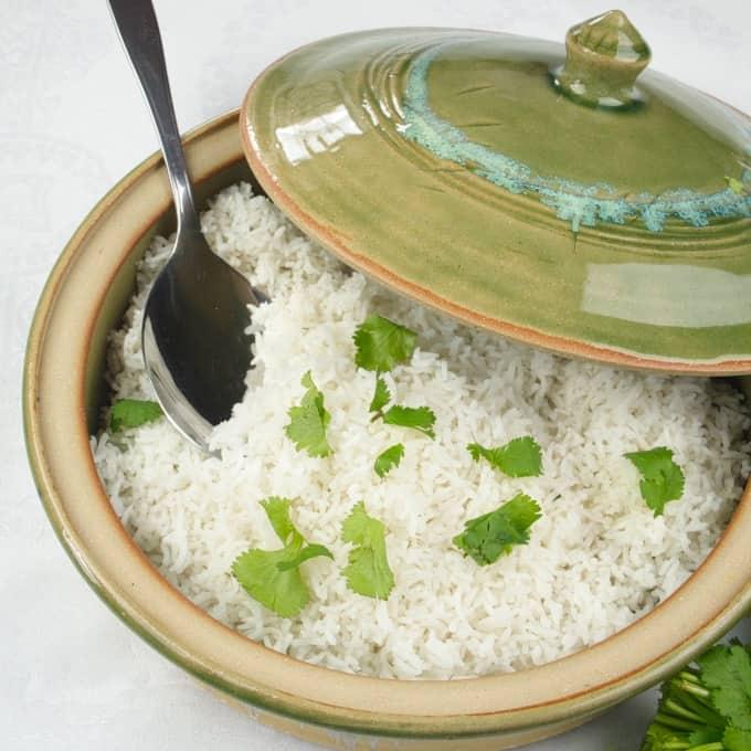 Simple Stove Top Basmati Rice