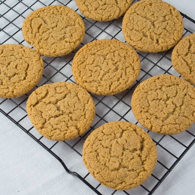 Cardamom Spice Cookies (Indianish)