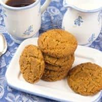 Cardamom Spice Cookies (Indian-ish)