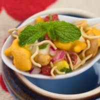 Chaat Recipe with Goldfish