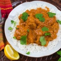 Easy Butter Chicken (Murgh Makhani)