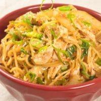 20-Minute Sichuan Noodles
