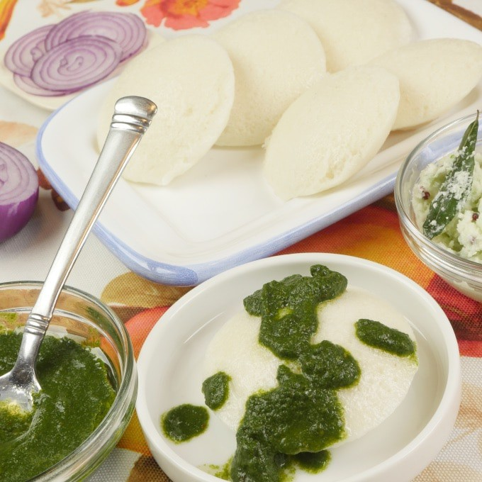 Homemade Idli Recipe
