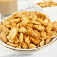Easy Sweet and Salty Nuts