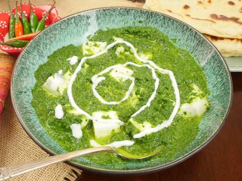 Palak Paneer ~ Homemade & Healthy