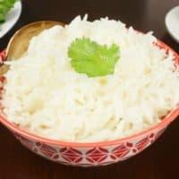Fluffy Basmati Rice Two Ways