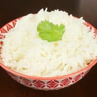 Fluffy Basmati Rice Two Ways