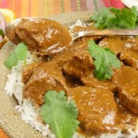 Fragrant Rogan Josh Curry
