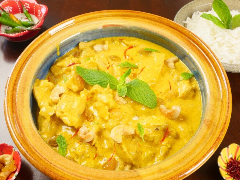 Chicken Korma ~ Instant Pot