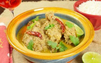 Goan Chicken Curry (Xacuti)