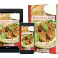 Top 20 Indian Dishes eCookBook