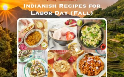 Indian-ish Recipes for Fall