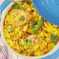 Goan Chicken Biryani