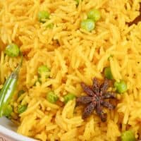 Spiced Rice (Goa)