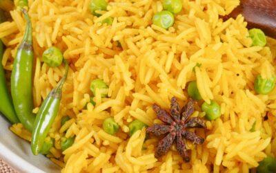 Spiced Rice (Goa)
