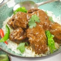 Red Beef Curry (Goan)