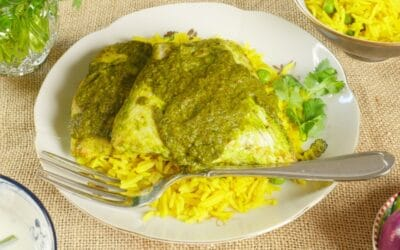 Indian Fish Curry (Recheado)