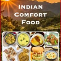 A gathering of 8 recipes that represent the world of Indian-spiced comfort food.