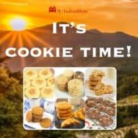 Indianish Winter Cookies