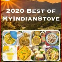 Most Popular MyIndianStove Recipes of 2020