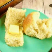 Homemade Potato Roll Recipe