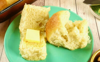 Homemade Potato Roll Recipe