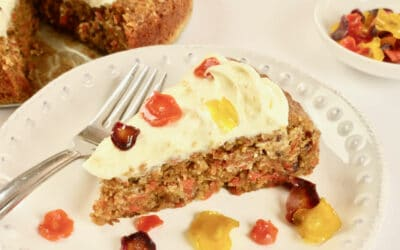 Gluten-free Spiced Carrot Cake