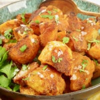 Spiced Crunchy Roasted Potatoes